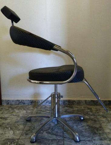 Cadeira de Maquiagem - Foto 3