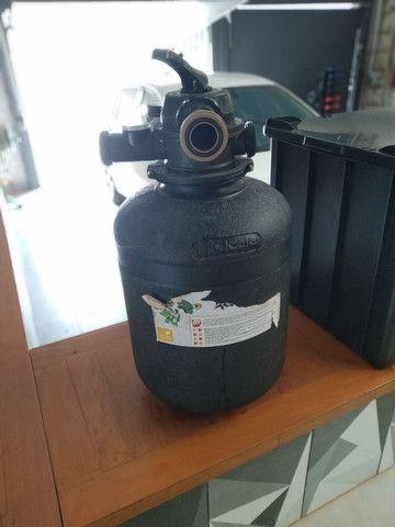 Filtro Biológico Pressurizado para Lagos Ornamentais (Usado) - Foto 3