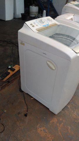 Máquina de Lavar Eletrolux turbo Secagem Top Revisada - Foto 4