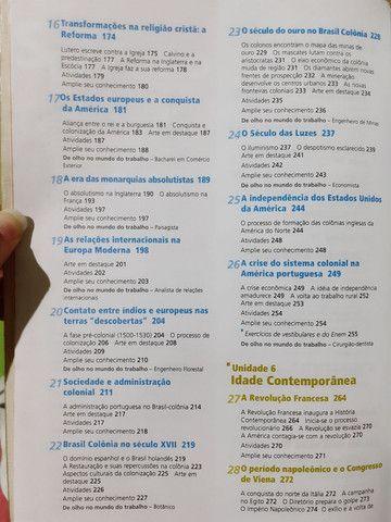 Livro de História para ENEM e outros vestibulares - Foto 4