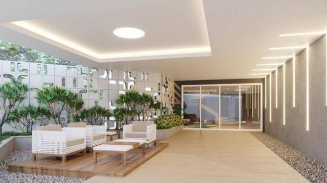 Apartamento com 3 dormitórios à venda, 112 m² por R$ 875.000 - Aldeota - Fortaleza/CE - Foto 5