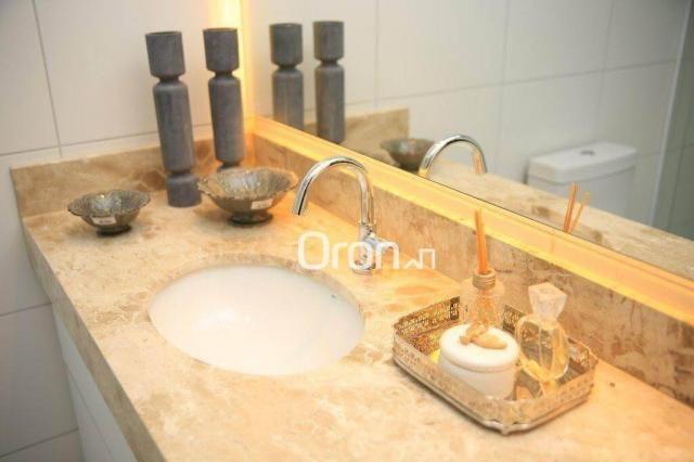 Apartamento com 3 dormitórios à venda, 94 m² por R$ 451.000,00 - Jardim Atlântico - Goiâni - Foto 12