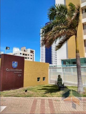 Apartamento com 3 dormitórios à venda, 112 m² por R$ 485.000,00 - Bessa - João Pessoa/PB - Foto 2