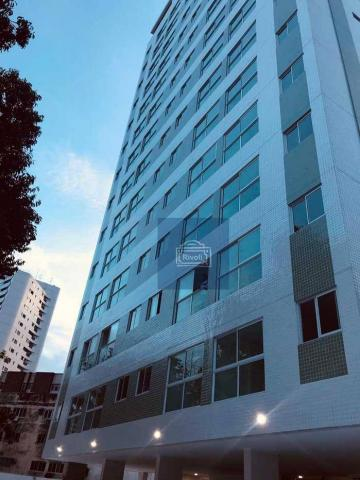 Apartamento com 1 dormitório para alugar, 31 m² por R$ 2.100,00/mês - Graças - Recife/PE - Foto 9