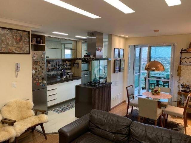Apartamento com 3 dormitórios à venda, 73 m² por R$ 545.000,00 - Monte Castelo - Campo Gra - Foto 19