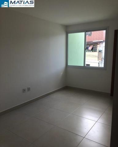 Casa duplex 2 quartos sendo 1 suíte com quintal no bairro Ipiranga, próximo ao Centro de G - Foto 10
