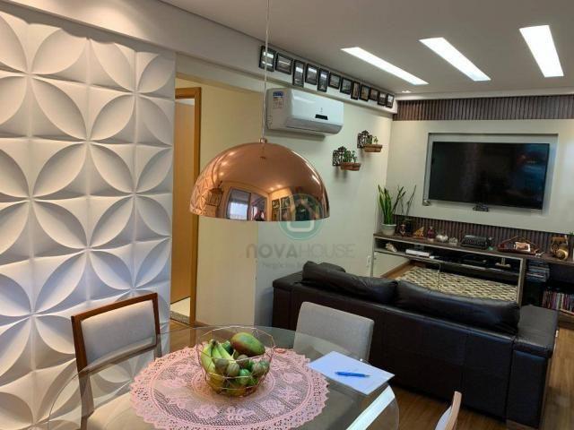 Apartamento com 3 dormitórios à venda, 73 m² por R$ 545.000,00 - Monte Castelo - Campo Gra - Foto 13