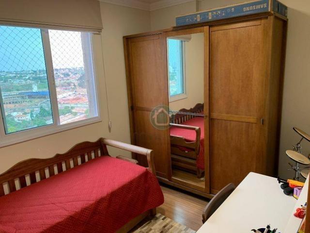 Apartamento com 3 dormitórios à venda, 73 m² por R$ 545.000,00 - Monte Castelo - Campo Gra - Foto 3