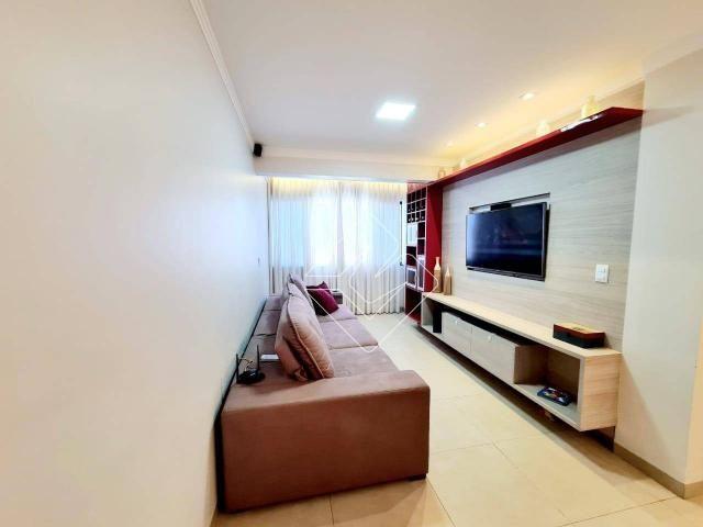 Apartamento com 3 dormitórios à venda, 85 m² por R$ 390.000 - Residencial Turmalinas - Vil - Foto 3
