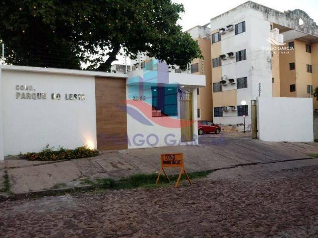 Apartamento com 2 dormitórios à venda, 44 m² por R$ 120.000,00 - Piçarreira - Teresina/PI