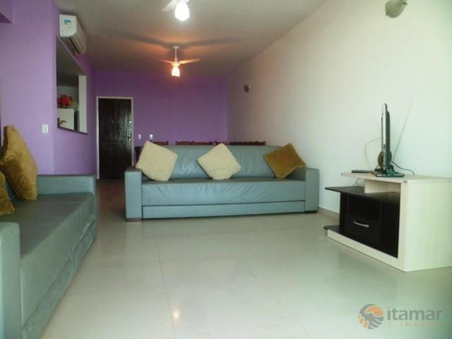 Apartamento com 3 quartos para alugar TEMPORADA - Praia do Morro - Guarapari/ES - Foto 3