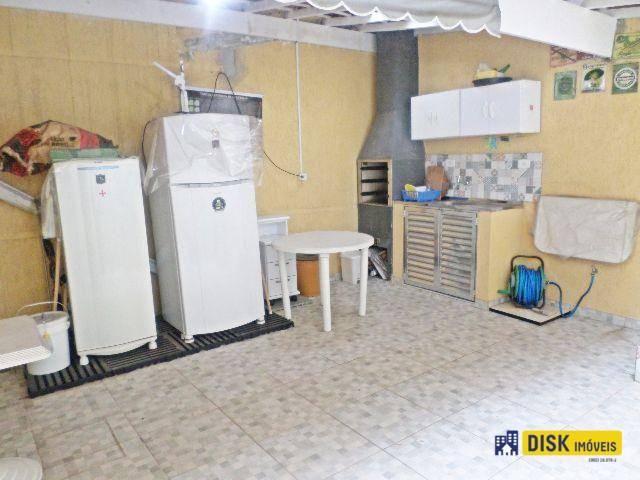 Sobrado com 3 dormitórios à venda, 200 m² por R$ 730.000,00 - Vila Euclides - São Bernardo - Foto 4