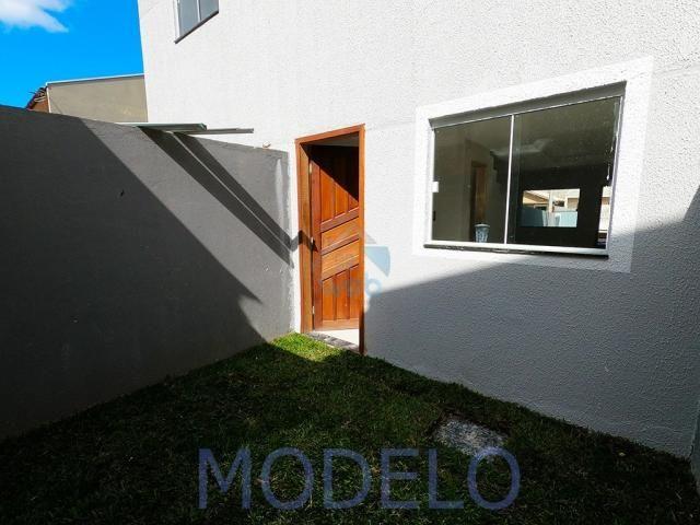 Sobrado à venda com 2 quartos, 72,99 m², terraço, próximo ao Santuário da Divina Misericór - Foto 12