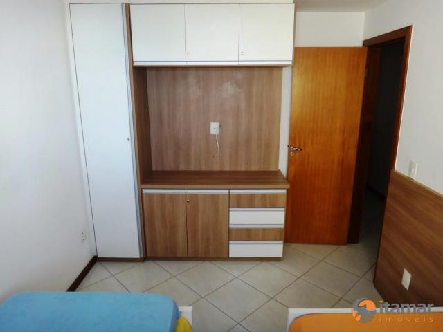Apartamento com 3 quartos para alugar TEMPORADA- Praia do Morro - Guarapari/ES - Foto 7