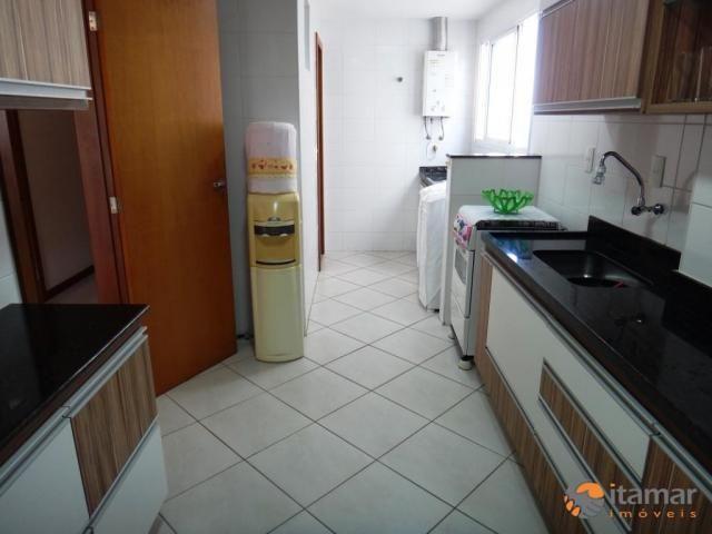 Apartamento com 3 quartos para alugar TEMPORADA- Praia do Morro - Guarapari/ES - Foto 5