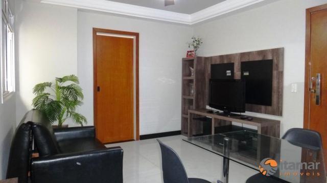 Apartamento com 1 quarto para alugar, 65 m² - Praia do Morro - Guarapari/ES - Foto 3