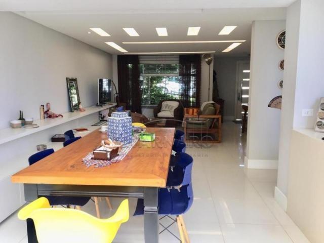 Casa de condomínio para alugar com 4 dormitórios em Oficinas, Ponta grossa cod:L1260 - Foto 2