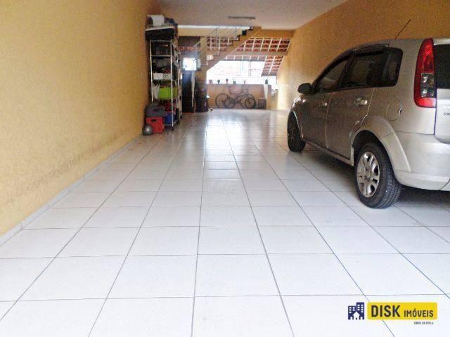 Sobrado com 3 dormitórios à venda, 200 m² por R$ 730.000,00 - Vila Euclides - São Bernardo - Foto 7