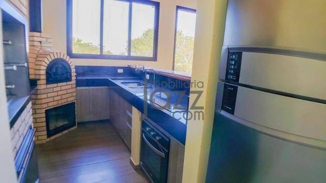 Casa com 3 dormitórios à venda, 266 m² por R$ 1.550.001,00 - Terras de São Carlos - Jundia - Foto 13