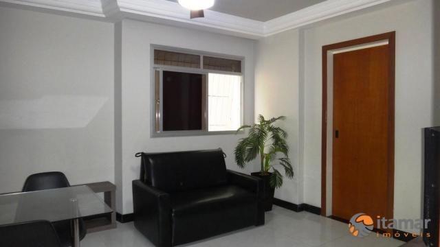 Apartamento com 1 quarto para alugar, 65 m² - Praia do Morro - Guarapari/ES - Foto 4