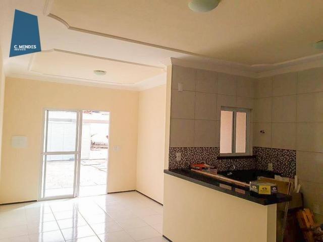 Casa residencial à venda, Divineia, Aquiraz. - Foto 2