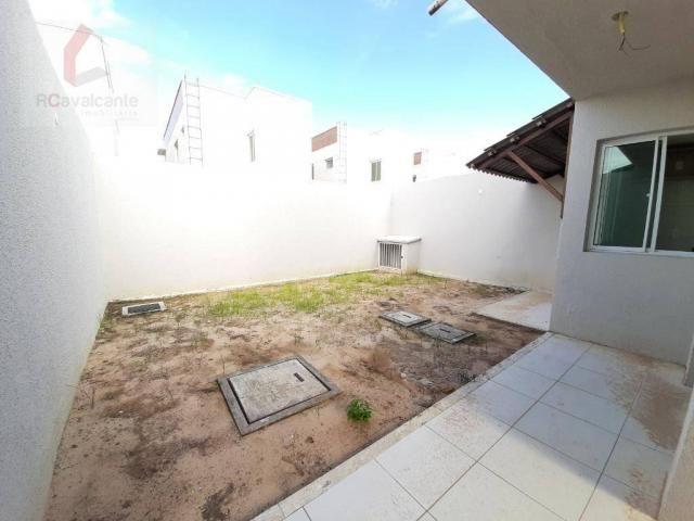 casa em condominio Eusebio 3 quartos - Foto 19