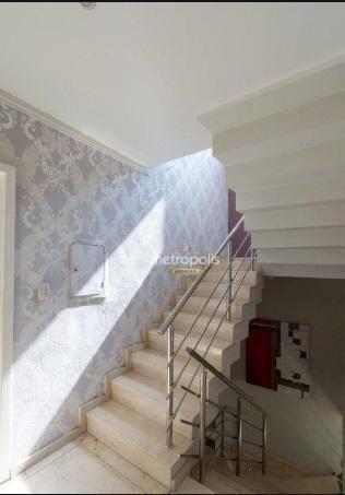 Sobrado para alugar, 427 m² por R$ 8.400,00/mês - Cerâmica - São Caetano do Sul/SP - Foto 13
