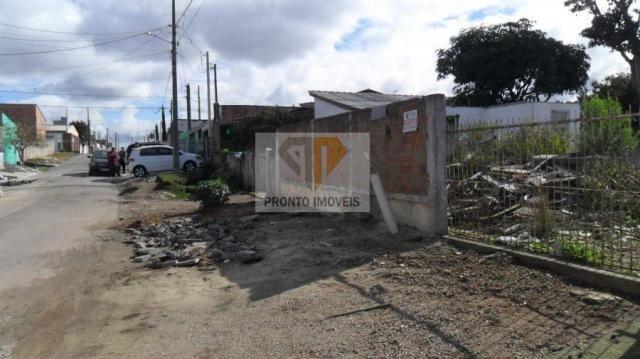 Terreno para Venda em São José dos Pinhais, JD. SUÍÇA, 1 dormitório - Foto 5