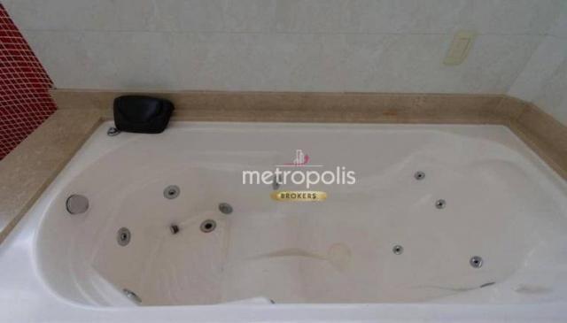 Sobrado para alugar, 427 m² por R$ 8.400,00/mês - Cerâmica - São Caetano do Sul/SP - Foto 14