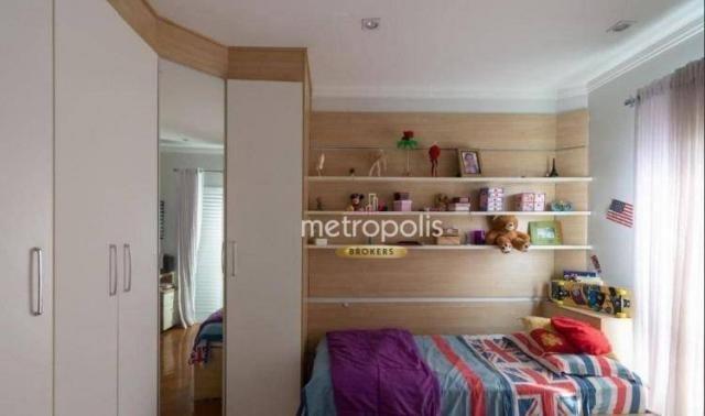 Sobrado para alugar, 427 m² por R$ 8.400,00/mês - Cerâmica - São Caetano do Sul/SP - Foto 18