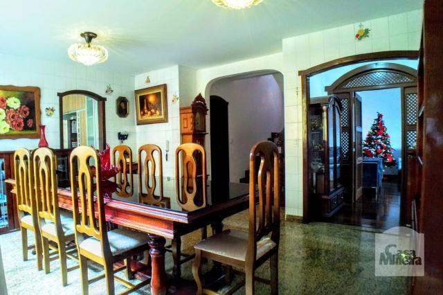 Casa à venda com 5 dormitórios em Santa rosa, Belo horizonte cod:260235 - Foto 8