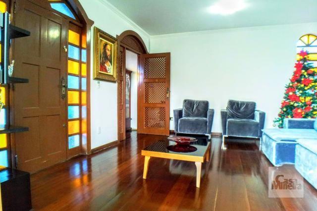 Casa à venda com 5 dormitórios em Santa rosa, Belo horizonte cod:260235