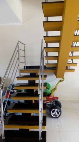 Lindíssimo Sobrado 3 Dormitórios no Residencial Real Park Sumaré - Foto 2