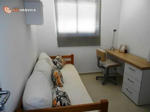 Apartamento à venda com 3 dormitórios em Conjunto califórnia, Belo horizonte cod:577949 - Foto 6