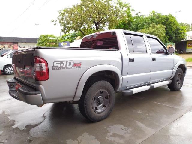 Gm/S10 Colina 2.8 4x4 Diesel 11/11 - Foto 9