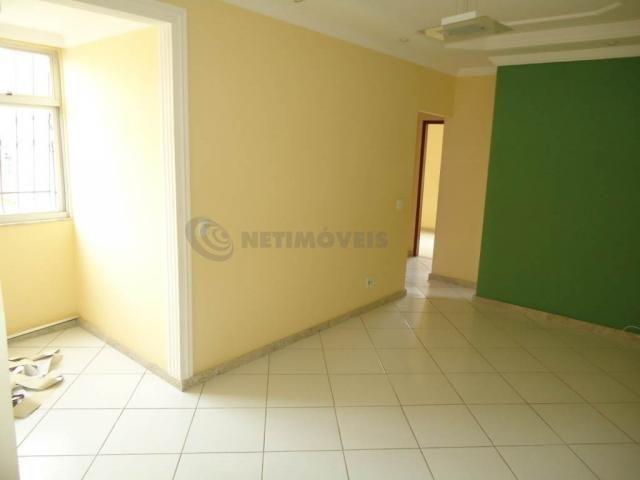 Apartamento à venda com 3 dormitórios em Heliópolis, Belo horizonte cod:476903 - Foto 2