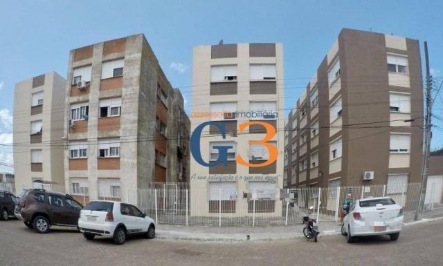 Apartamento com 2 dormitórios à venda, 60 m² por R$ 250.000,00 - Cidade Nova - Rio Grande/ - Foto 2
