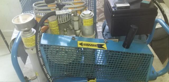 Compressor Semi-novo - MCH6 Elétrico Trifásico 220V 60hz