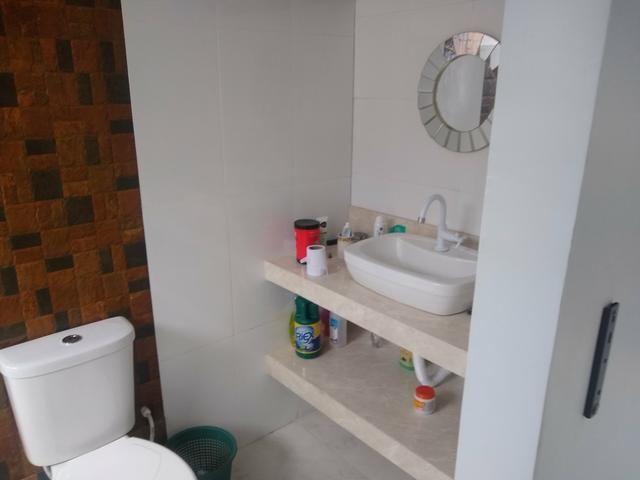 Casa em caldas 4 dormitórios,toda na laje, área de churrasco,bem localizada - Foto 6