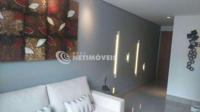 Apartamento à venda com 3 dormitórios em Sagrada família, Belo horizonte cod:578091 - Foto 2