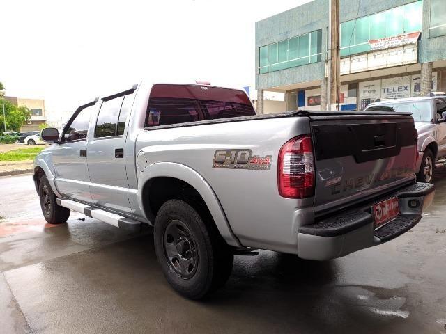 Gm/S10 Colina 2.8 4x4 Diesel 11/11 - Foto 3