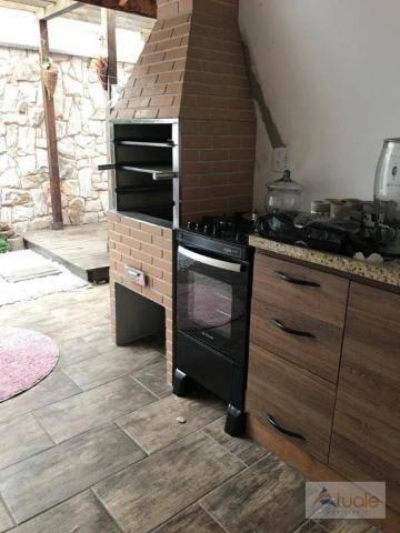 Casa com 2 dormitórios à venda, 75 m² por R$ 310.000 - Villa Flora Hortolandia - Hortolând - Foto 15