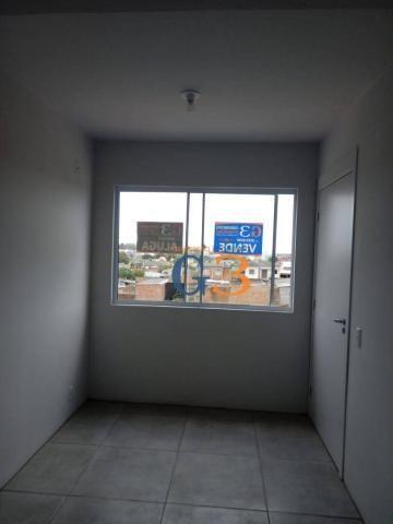 Apartamento 1 dormitório à venda, 45 m² por R$ 125.000 - Fragata - Pelotas/RS - Foto 12