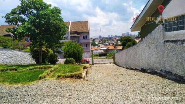 Terreno à venda, 470 m² por R$ 550.000 - Xaxim - Curitiba/PR - Foto 7