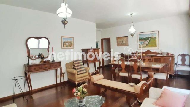 Apartamento à venda com 4 dormitórios em Lourdes, Belo horizonte cod:783173 - Foto 3