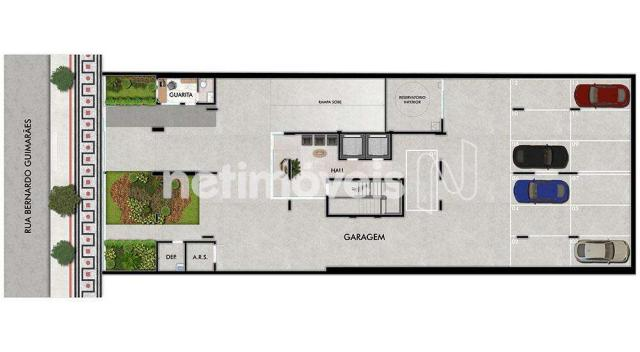 Apartamento à venda com 3 dormitórios em Funcionários, Belo horizonte cod:770166 - Foto 8