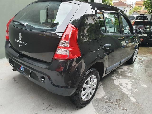 Renault Sandero 1.0 Expression completo 2012 48 mil km originais - Foto 7