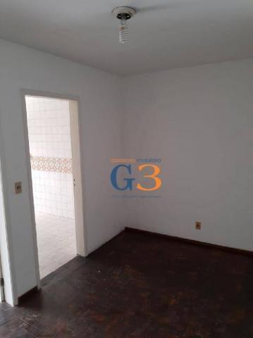 Apartamento com 1 dormitório para alugar, 40 m² por r$ 750/mês - centro - pelotas/rs - Foto 4