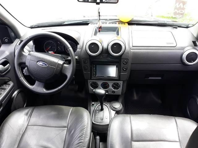 Ecosport xlt 2.0, gasolina, câmbio automático, completo, air bag, abs - Foto 7