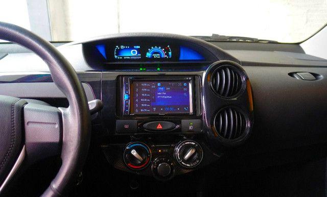 Etios Hatch X 1.3 Aut c/ 23 mil kms, é na Gran Car! - Foto 6